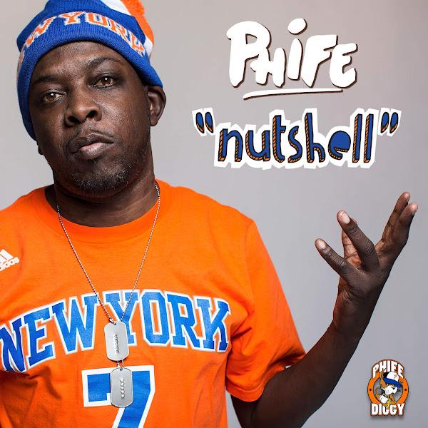 Phife - Nutshell - Single Cover