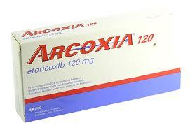 Arcoxia médicament prix