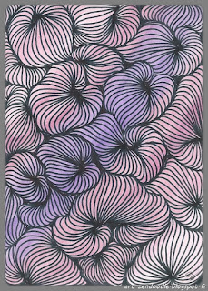 zendoodle circonvolution zentangle