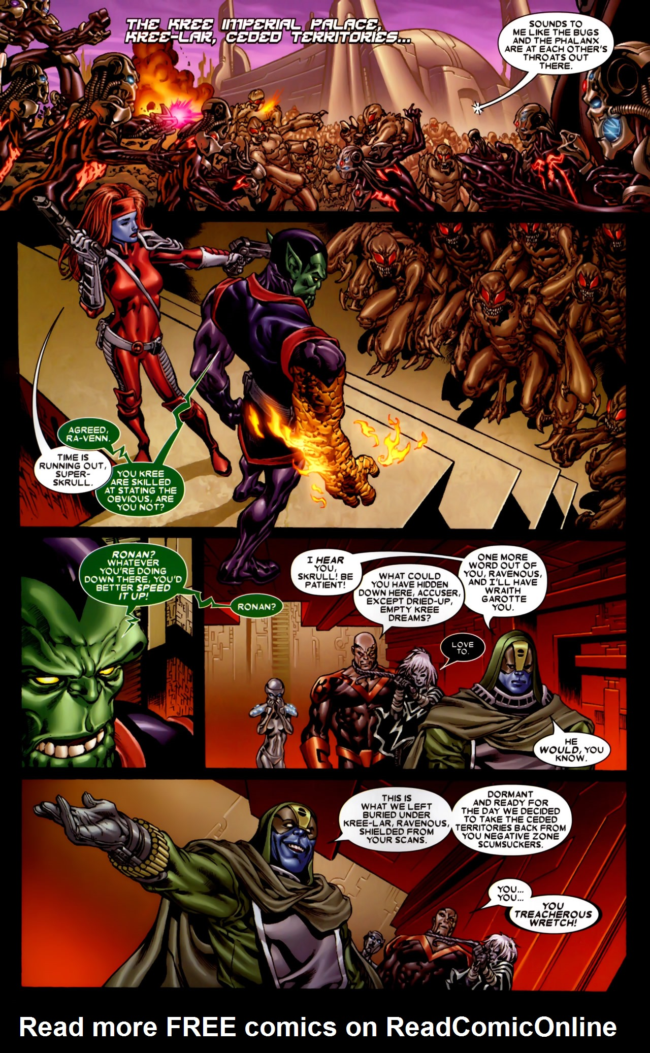 Read online Annihilation: Conquest comic -  Issue #4 - 13