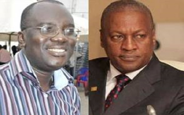 [Video] Mahama lied; he is a bribe taker - Sir John