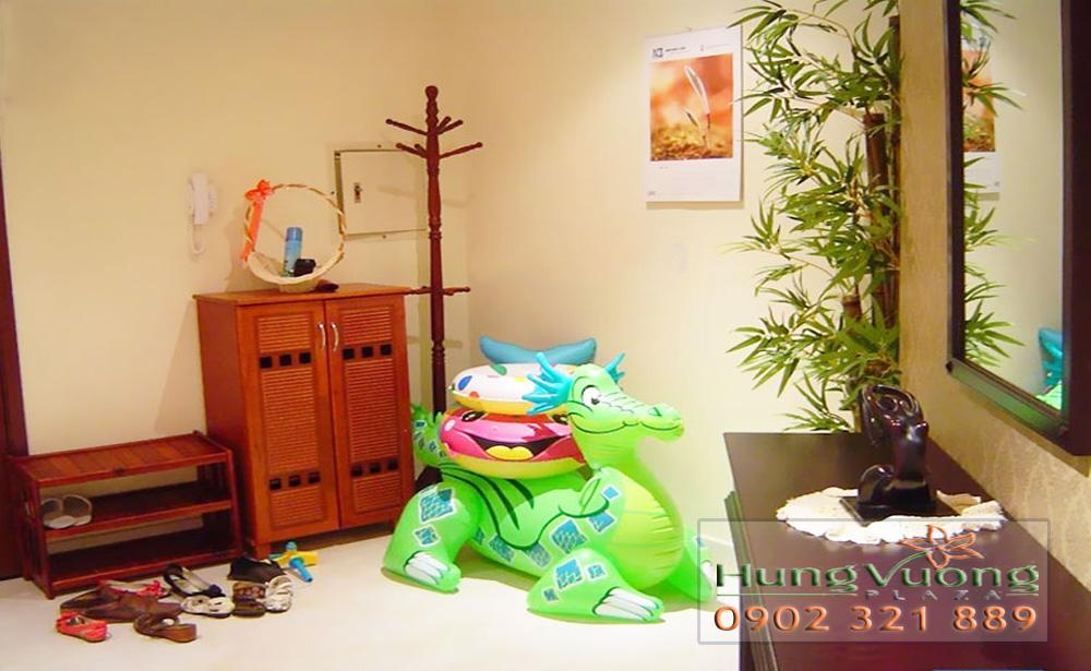 Hùng Vương Plaza Quận 5 - phòng trẻ em