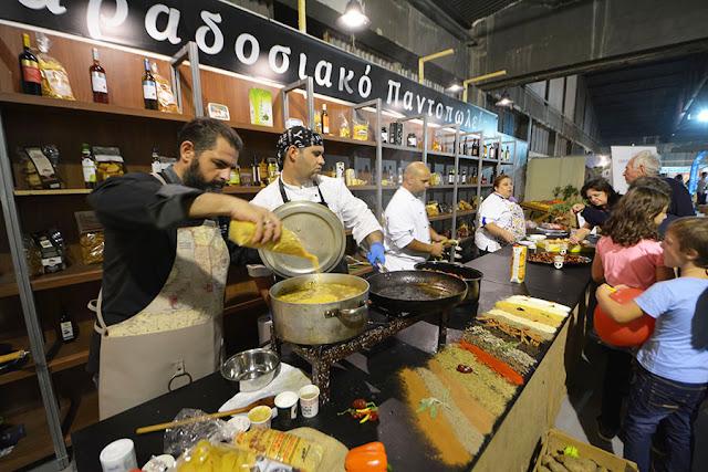 Εκδηλώσεις κύρους με γεύσεις παράδοσης και απόλαυσης στην Πελοπόννησο EXPO
