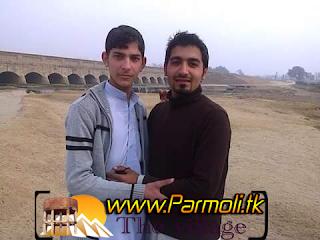 Haris khan Parmoli
