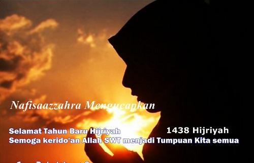 Kumpulan Ucapan Kata Kata Selamat Tahun Baru Islam 1438 H/2016 M