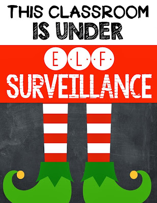 Image result for this class is under elf surveillance