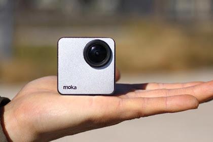 Mokacam - Kamera Kecil Yang Mampu Merekam Video 4K