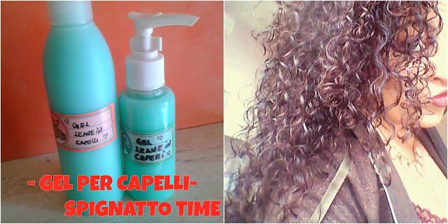 gel per capelli, ricetta gel per capelli, gel per capelli fai da te, spignatto gel capelli