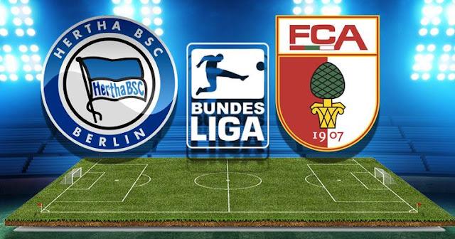 Hertha Berlin vs Augsburg Prediksi Bola Bundesliga
