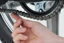 Cara Mengatasi Rantai Motor Yang Kendor dan Sering Lepas