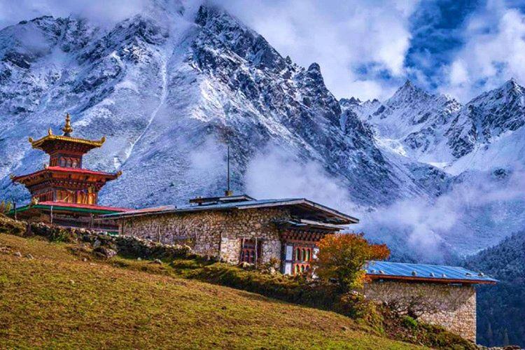 Kışları bir hayli zorludur, o yüzden Bhutan'da yaşayanlar erzaklarını yazdan hazırlamaya başlarlar.