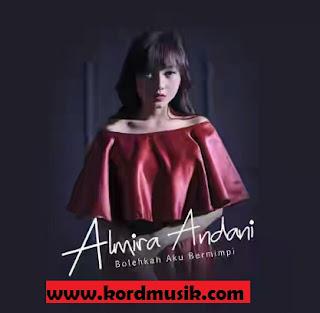 Kunci Gitar Almira Andani - Bolehkah Aku Bermimpi