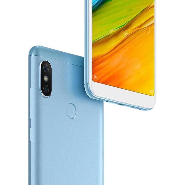 سعر جوال Xiaomi Redmi Note 5 فى عروض مكتبة جرير 2019