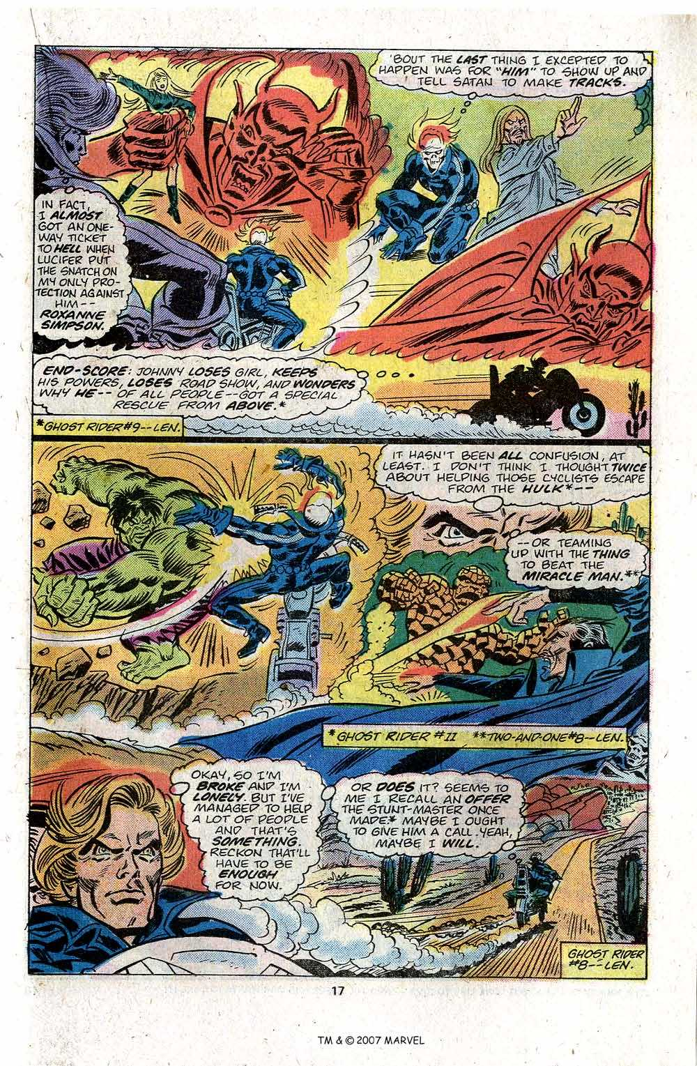 Ghost Rider (1973) Issue #12 #12 - English 19