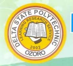 Delta State Poly, Ozoro HND Admission List Released For 2018/2019 Session