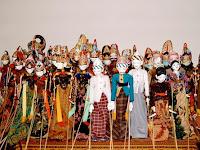 Mengenal Jenis - Jenis Wayang di Nusantara