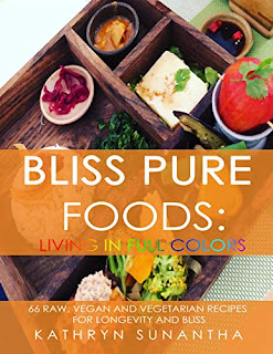 BLISS PURE FOODS (Author Interview)