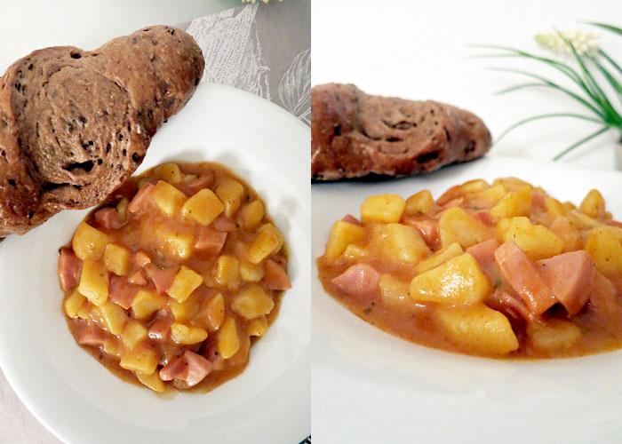 Kartoffelgulasch