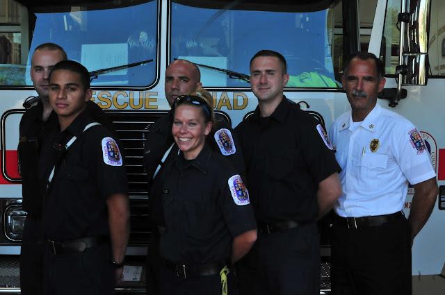 Former EMT and volunteer firefighter from N.J. gets 11