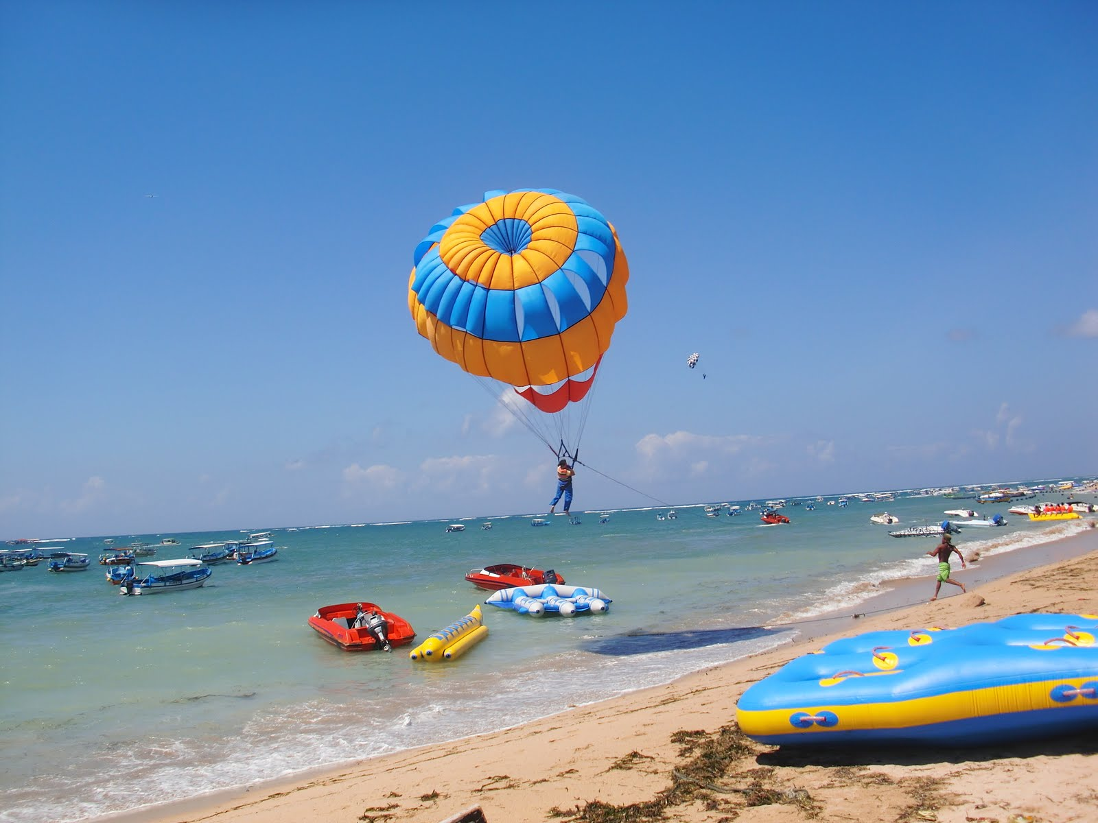 Push Your Adrenaline With Various Watersports In Tanjung Benoa Nusa Dua Bali Indonesia