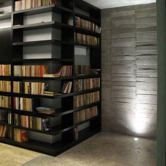 25 Amazing Bookcases & Bookshelves Designs