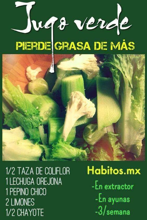 GUISQUIL & COLIFLOR - REDUCTOR DE GRASA