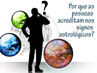 Crer em signos astrologicos
