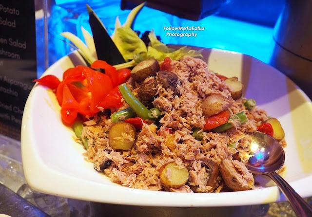 Tuna Nicose With Potato & French Bean Salad