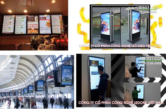 Quảng cáo LCD hiện đại