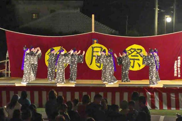 dance. ladies, festival, Okinawa