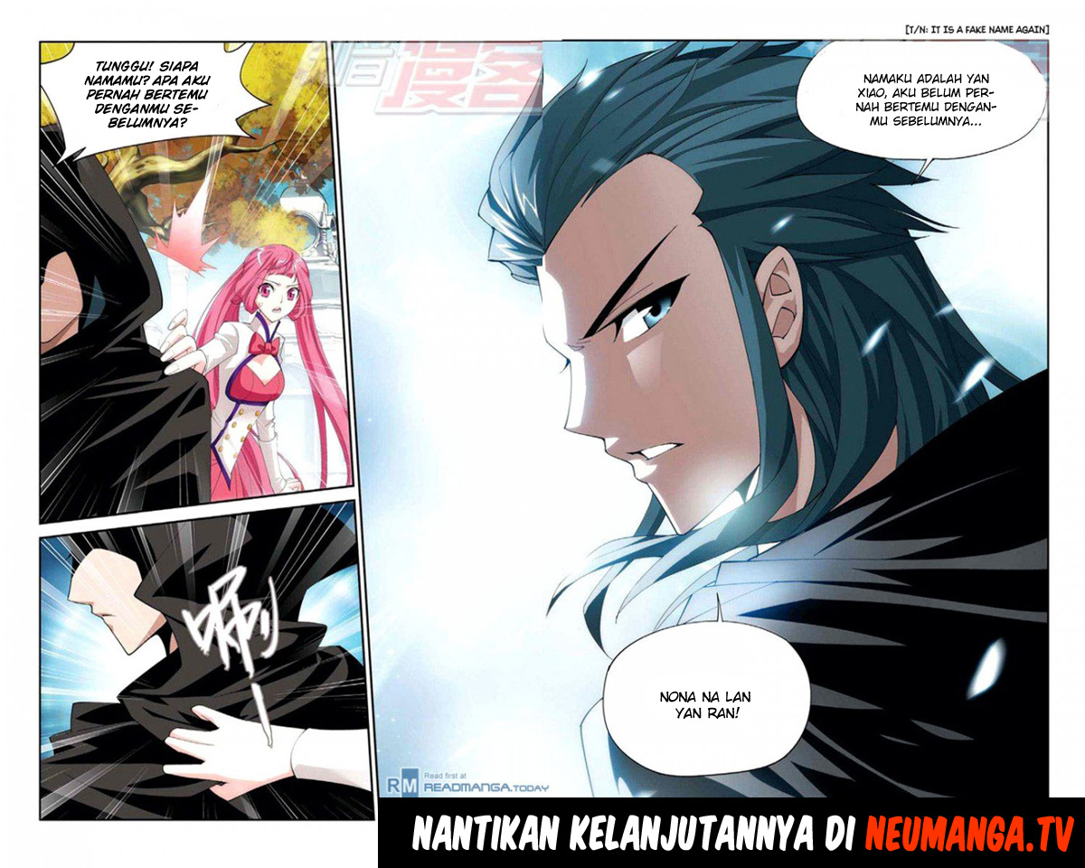 Battle Through Heaven Chapter 62-23
