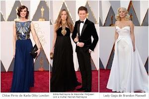 Os mais bem vestidos do Oscar 2016