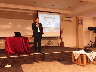 the secret of luck muchlis anwar