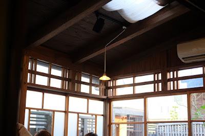 東京都杉並区松庵の喫茶・カフェ Re:gendo(りげんどう)照明