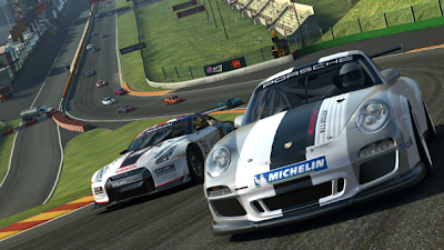 Real Racing 3 for BlackBerry 10