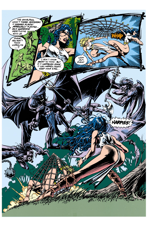 Read online Wonder Woman (1987) comic -  Issue #92 - 16