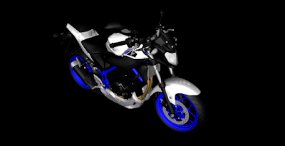 YAMAHA - MT 03 2016 - DOWNLOAD