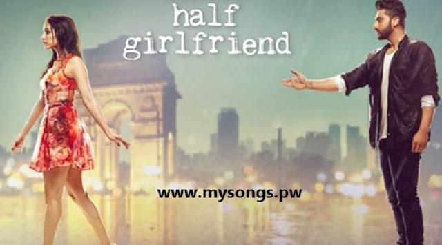 Half Girlfriend Hindi Movie Poster