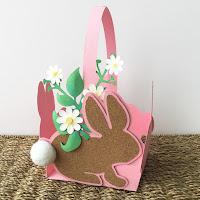 Cute Bunny Baskets
