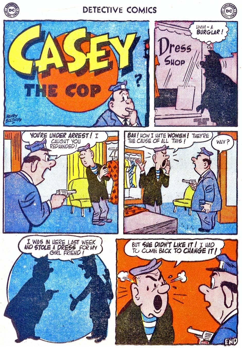 Detective Comics (1937) 202 Page 23