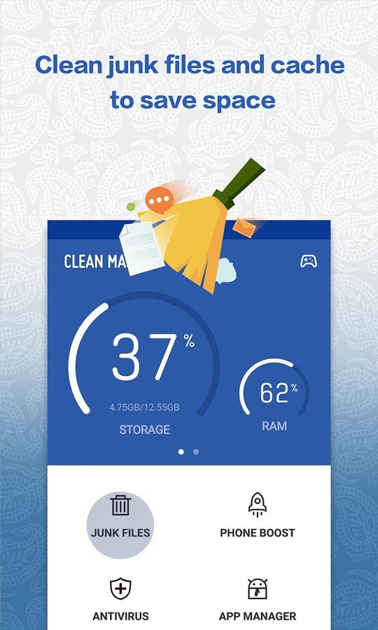 Clean Master - Ứng dụng tăng tốc, tối ưu, dọn rác hàng đầu cho Android