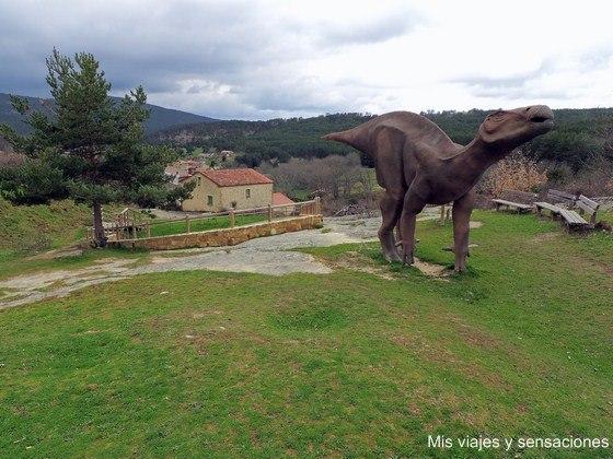 Yacimiento de icnitas, Burgos