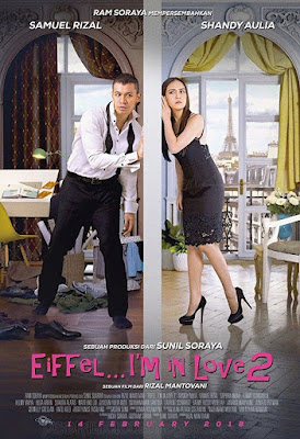 Sinopsis film Eiffel I'm in Love 2 (2018)