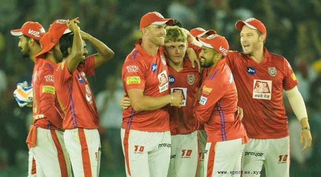 IPL 2019 : Sam Curran, the England all-rounder