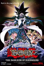 فيلم Yu-Gi-Oh!: The Dark Side of Dimensions 2016 مترجم