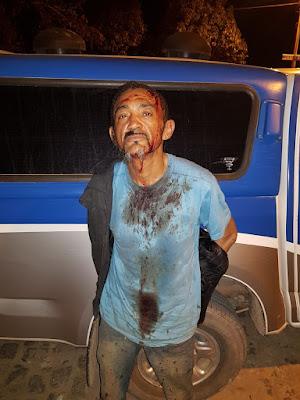 Homem é preso acusado de esfaquear vendedor ambulante em Alagoinhas