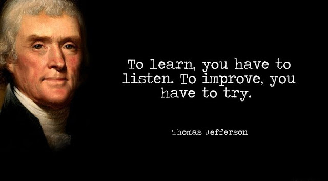 President Thomas Jefferson  22 Motivational quotes