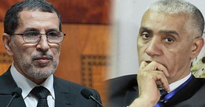 """برلماني بـ""""البيجيدي"""" يطالب العثماني بإقالة العلمي.. وقيادي يوضح"""