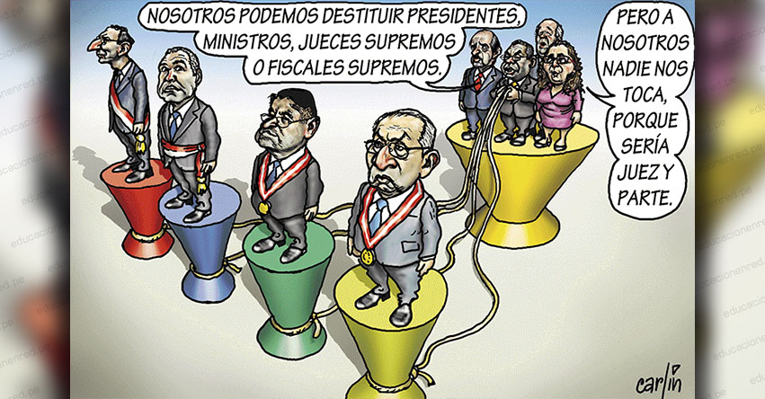 Carlincaturas Lunes 3 Junio 2019 - La República