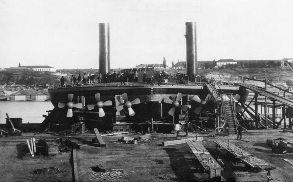 Novgorod Circular Warship